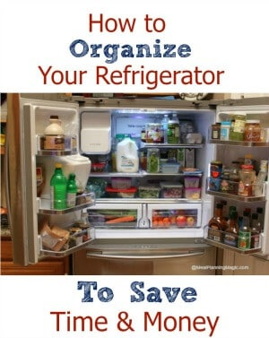 Organize Your Refrigerator image-pin-ready-widget