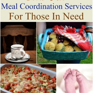 How to Organize Meals for Friends, Family and Those In Need