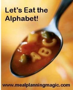 #EatingA2ZChallenge | Meal Planning Magic