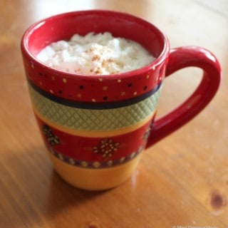 Homemade Vanilla Cinnamon Coffee Creamer | recipe from MeaPlanningMagic.com
