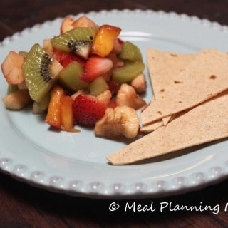 Fruity Kiwi Salsa