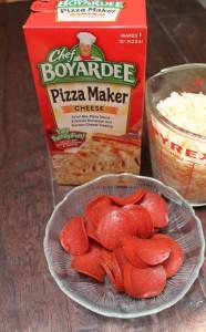 Chef Boyardee Pizza Maker Kit