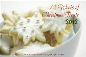 12 weeks of Christmas Treats 2012 image