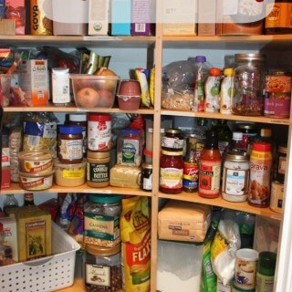 6 Tips For An Organized Pantry from MealPlanningMagic.com