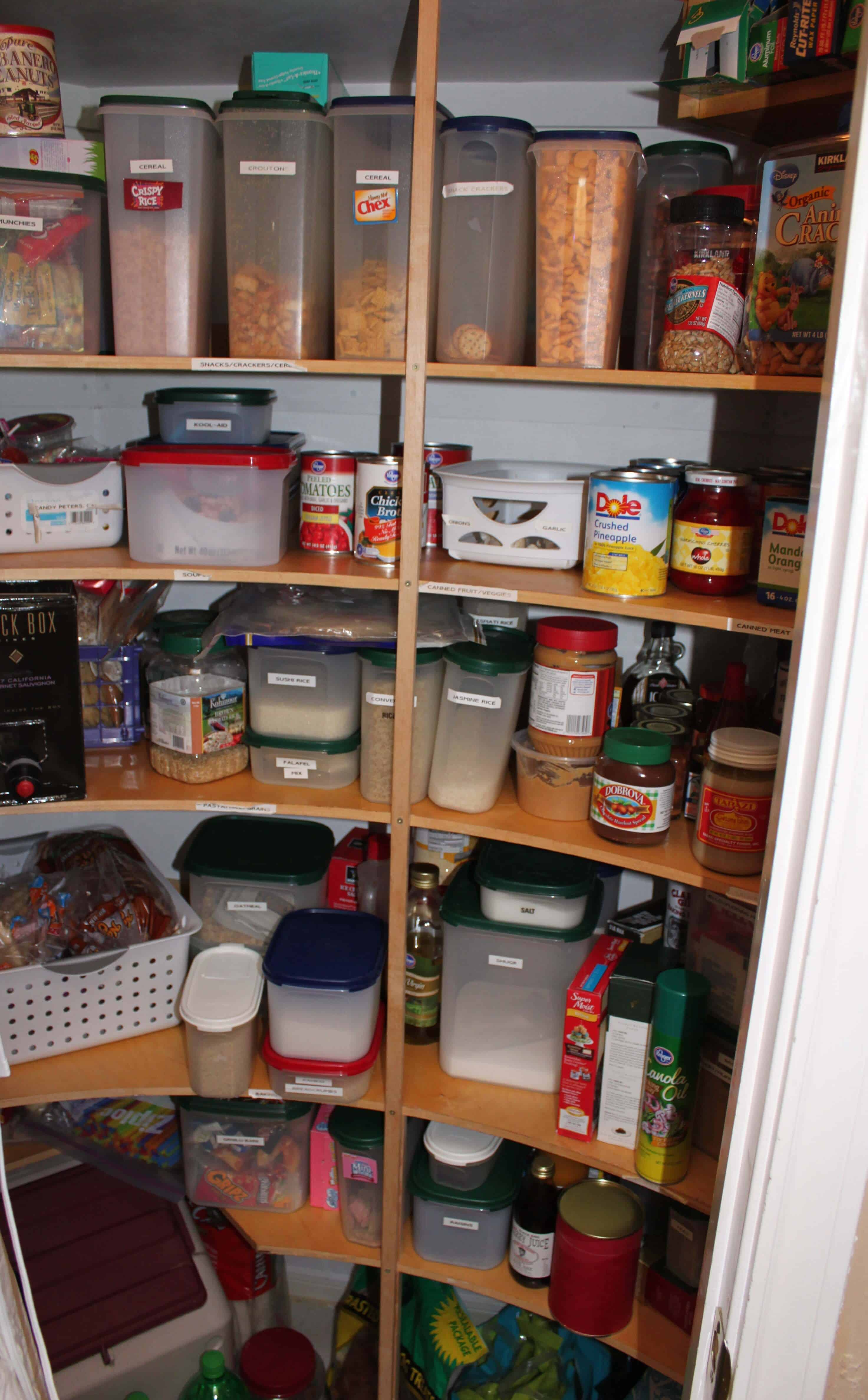 6 Tips to Organize Your Pantry | Meal Planning Magic | @mealplanmom