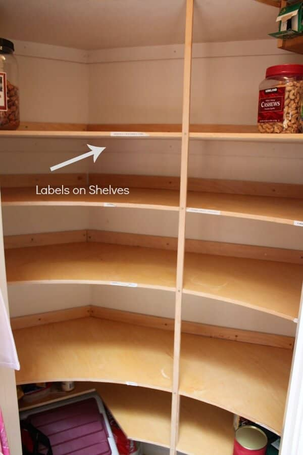 6 Tips To Organize Your Pantry | MealPlanningMagic.com