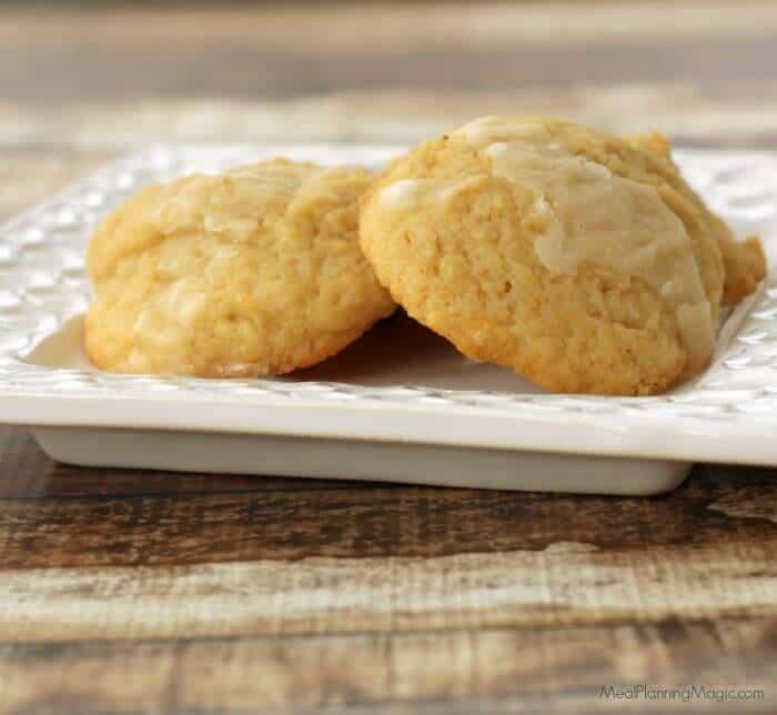 Lemon Honey Soft Cookies Recipe Meal Planning Magic
