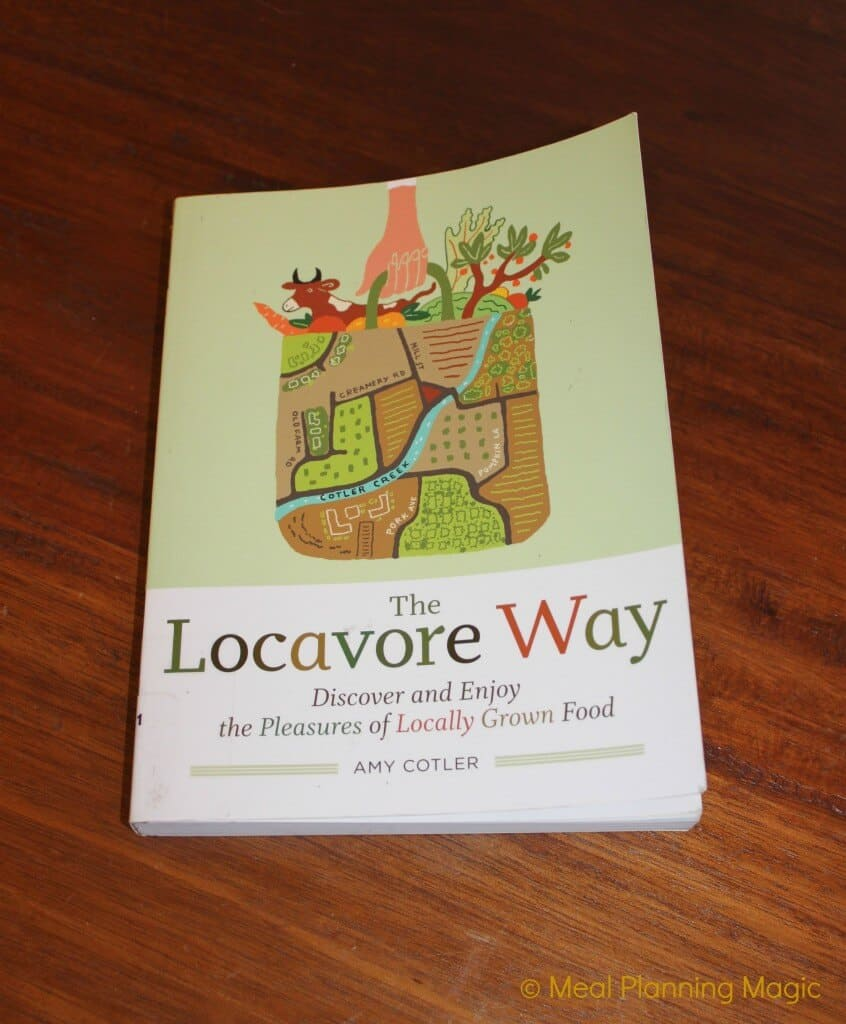 The Locavore Way book review | from Meal Planning Magic  | #eatlocal #locavore