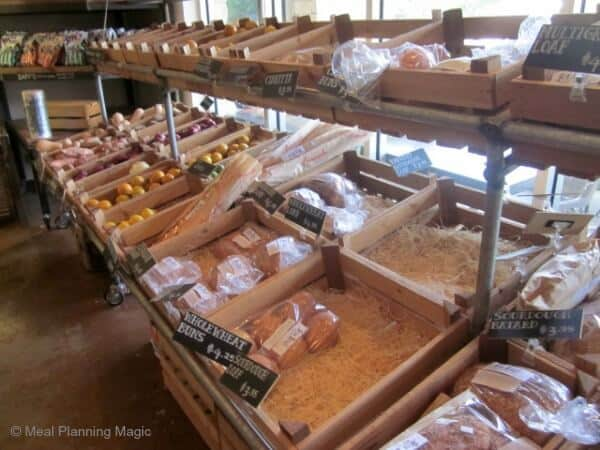 Revival Food Market had locally source groceries including meats & cheese too (didn't take a picture of that though!)