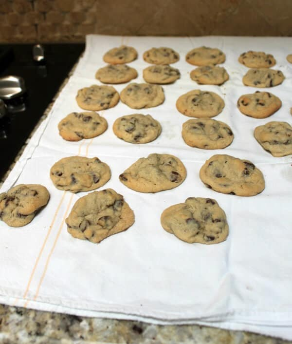 Classic Chocolate Chip Cookies Recipe | Meal Planning Magic