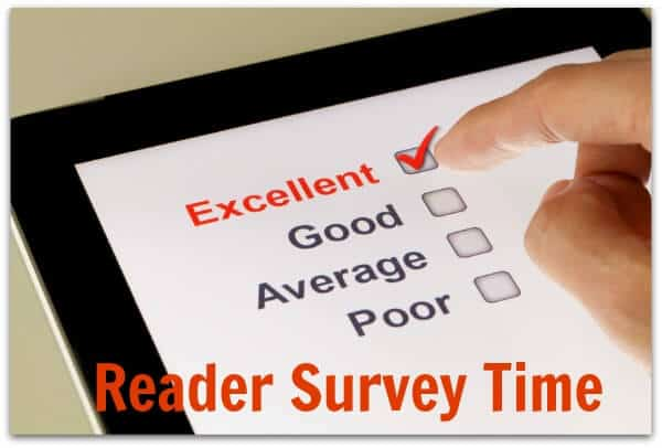 Meal Planning Magic Online Reader Survey