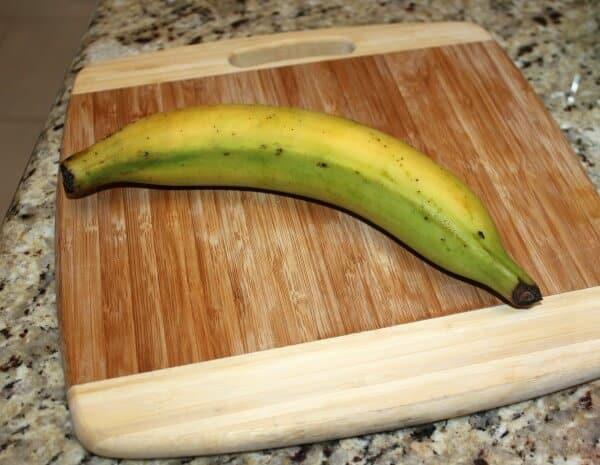 green plantain | #EatingAtoZChallenge | MealPlanningMagic.com