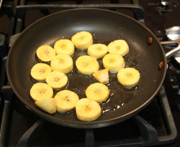 fried plantains | #EatingAtoZChallenge | MealPlanningMagic.com