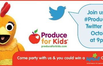 ProduceForKids.com Twitter Party