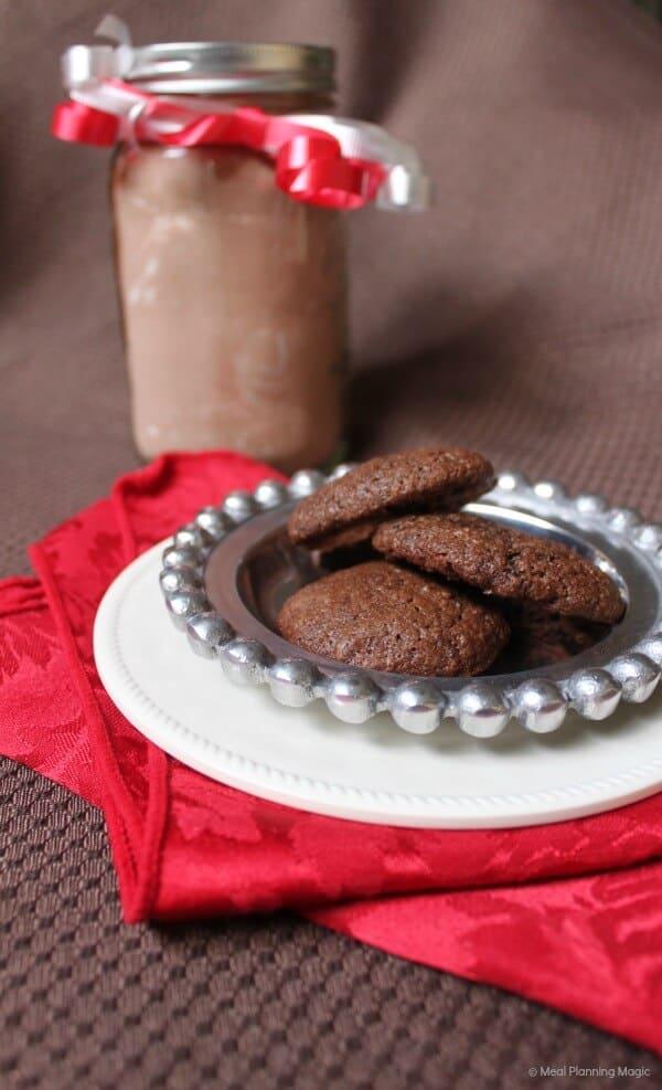 Chewy Chocolate Cookies | #12wksxmastreats | MealPlanningMagic.com