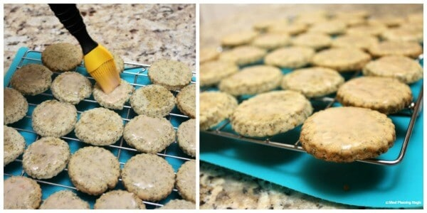 Vanilla Chai Cookies   #12wksxmastreats   MealPlanningMagic.com