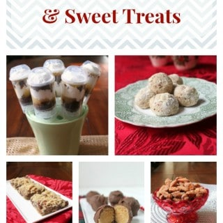 12 Christmas Cookies and Sweet Treats Roundup!