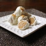 Golden Gingersnap Oreo Cookie Balls| Recipe at MealPlanningMagic.com