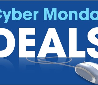 Cyber Monday Deals and Ideas