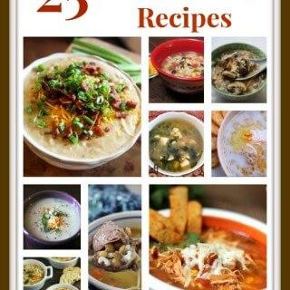 25 Simple Soup Recipes