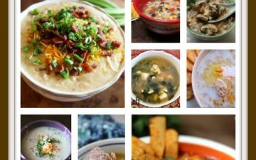 25 Simple Soup Recipes | MealPlanningMagic.com