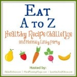 Eat A to Z Healthy Recipe Challenge