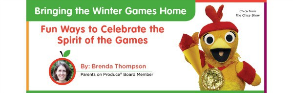 Produce for Kids-Winter Games Ideas