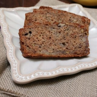 Whole Wheat Banana Bread | MealPlanningMagic.com