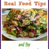 3 Simple Real Food Tips and the Two-Thirds Rule | MealPlanningMagic.com