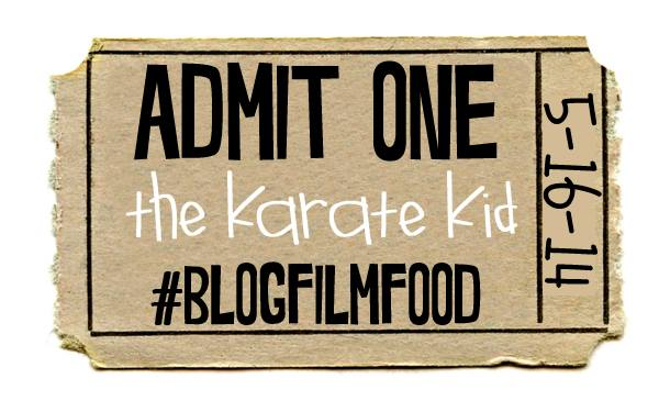 #BlogFilmFood - Creating our own little dinner and flick pariring for a fun theme meal!   MealPlanningMagic.com