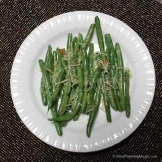 Simple Garlic and Green Beans Recipes