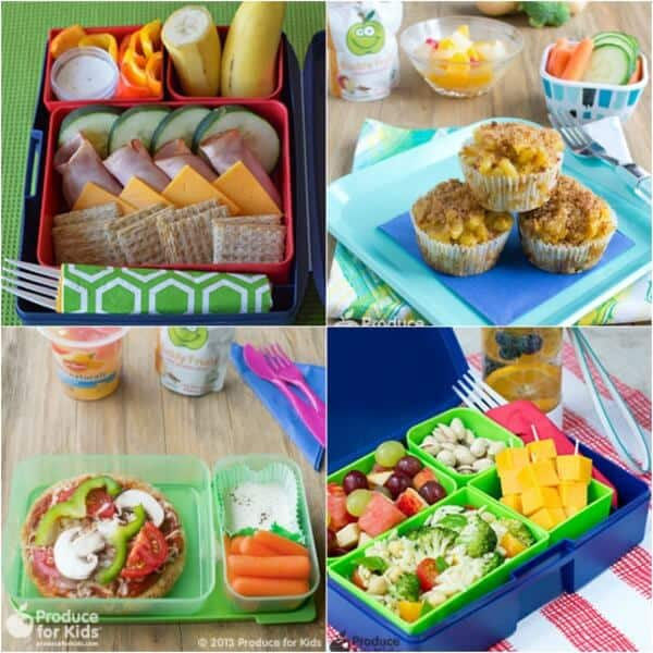 #PowerYourLunchbox sponsored by Produce For Kids