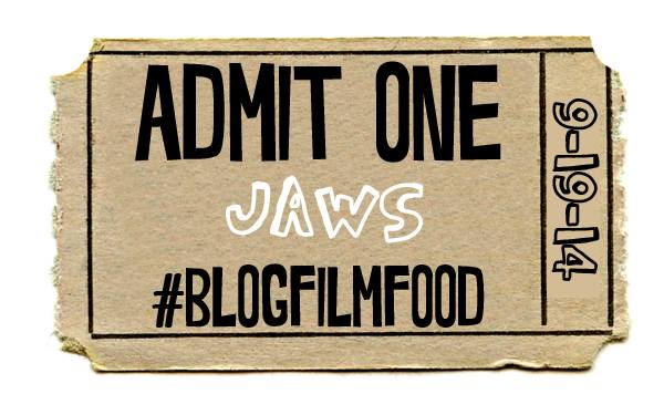 Jaws - #blogfilmfood series