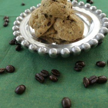 Easy Mocha Latte Cookies