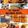 Healthy Halloween Recipe Ideas Roundup | www.mealplanningmagic.com