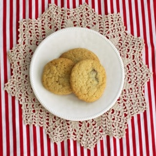 Minty Surprise Cookies
