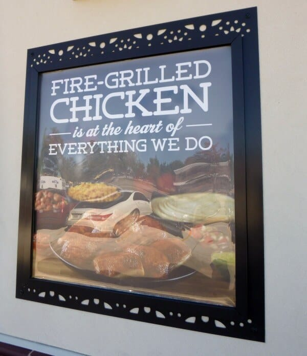 El Pollo's signature chicken is the best!