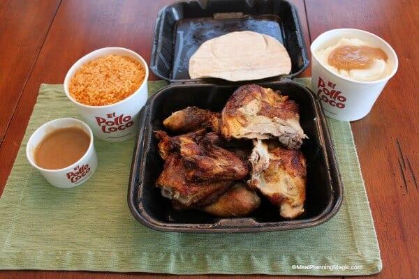 El Pollo Loco for holiday value meals