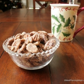 Easy Gourmet Kahlua Sugared Pecans – Great for Gifts!