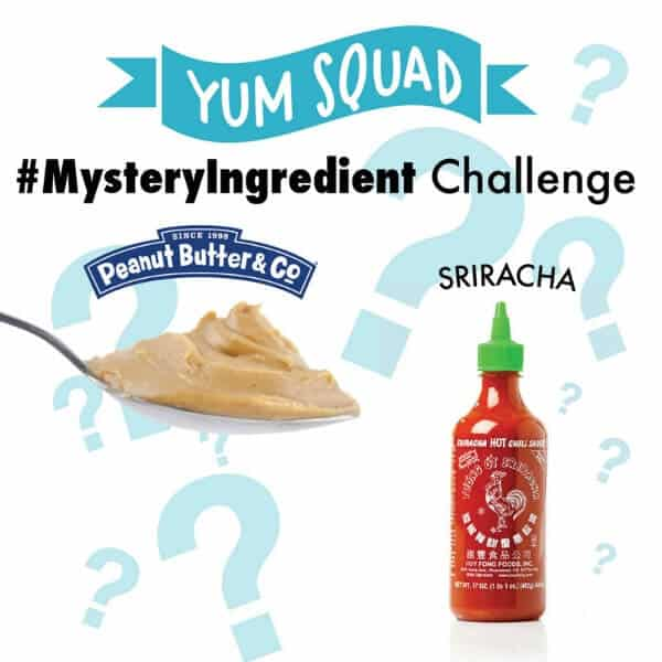 Yum Squad #mysteryingredient Challenge