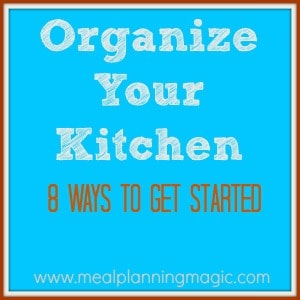organize your kitchen button-widget