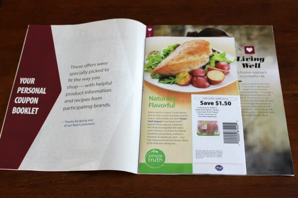 Save money on organic foods by using store published coupons | MealPlanningMagic.com