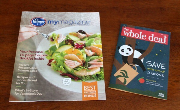 Save money on organic foods at the grocery store with store coupons!   MealPlanningMagic.com