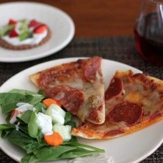 Columbus Foods Pizza Naturale | Details at MealPlanningMagic.com