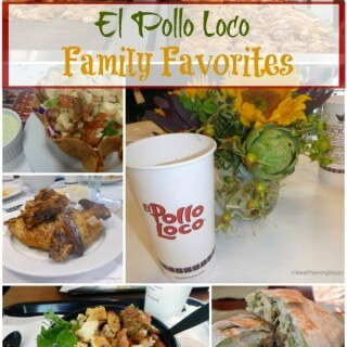Family Favorites Start With El Pollo Loco #ad