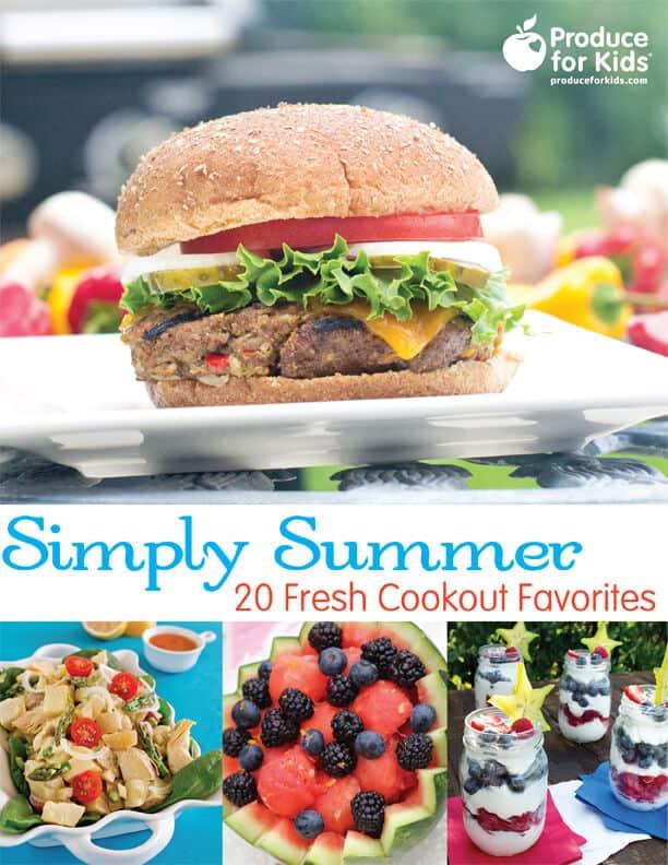 Simply Summer E-Cookbook Cover LR