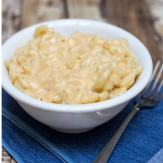 Easy Homemade Stovetop Mac and Cheese