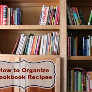 How To Organize Cookbook Recipes with Eat Your Books