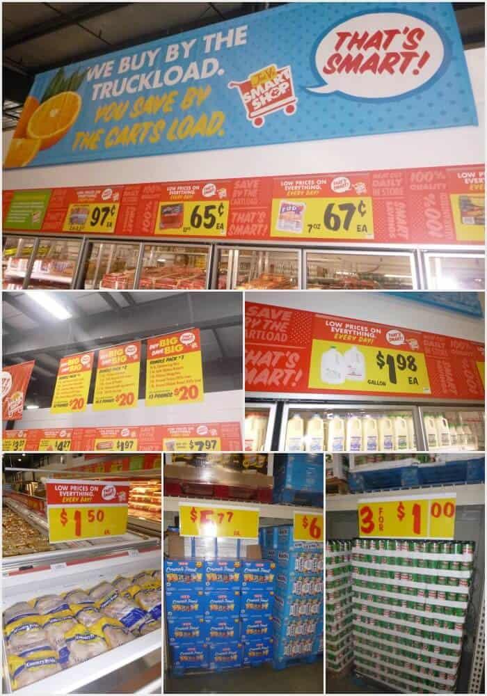 Joe Vs' Smart Shop - Those Who Know Save with Joe | Review and details on MealPlanningMagic.com