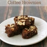 image of Mexican Spiced Coffee Brownies